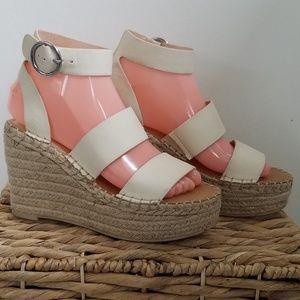 Dolce Vita Shae Espadrille Wedge sandals
